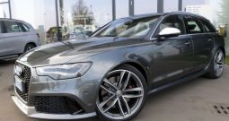 Audi RS6 2013 4.0 TFSI QUATTRO flexleasing