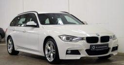 BMW – 320 2012 320D Touring AUT privatleasing