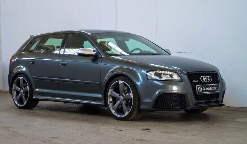 audi rs3 leasing s g blandt forskellige leasingselskaber her. Black Bedroom Furniture Sets. Home Design Ideas