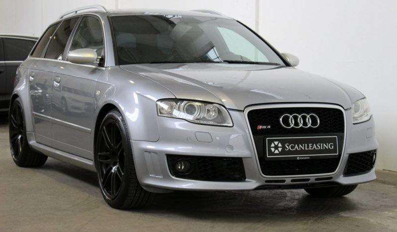 Audi RS4 2007 Avant Quattro privatleasing full