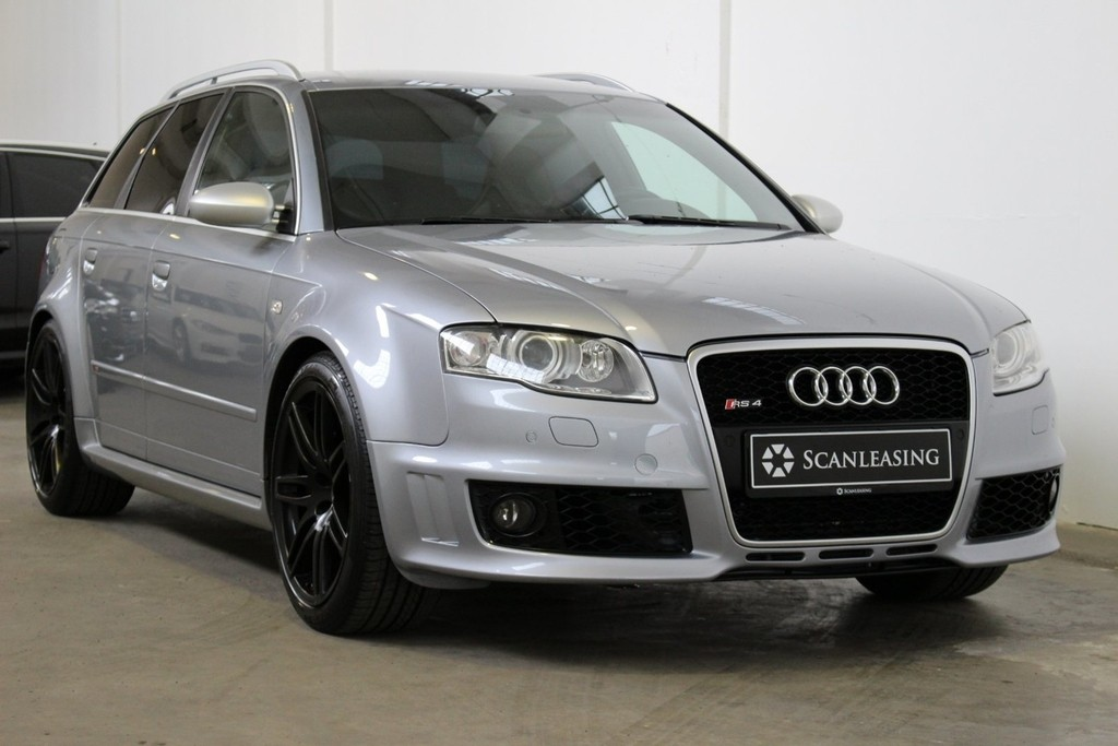 Audi RS4 2007 Avant Quattro privatleasing - Leasingoffer