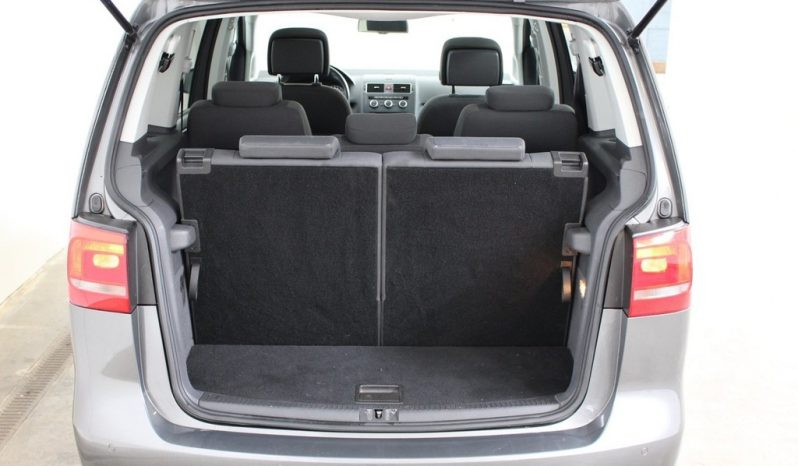 Volkswagen Touran 2013 TDI 177 Highline DSG privatleasing full