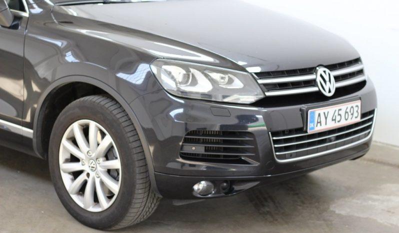 Volkswagen Touareg 2010 V8 TDI AUT. BMT privatleasing full
