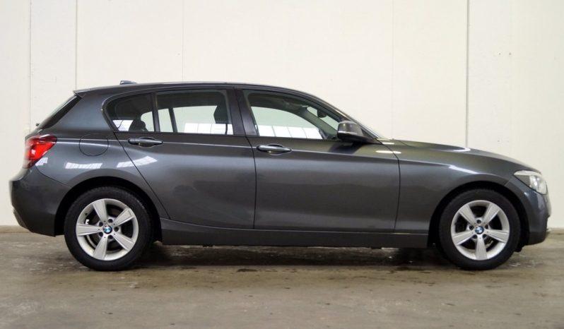 BMW – 118 2012 1.8 D AUT privatleasing full