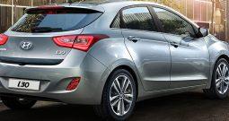 Hyundai i30 2016 1.4  privatleasing