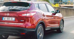 Nissan Qashqai 2015 1.5 dCi Acenta privatleasing