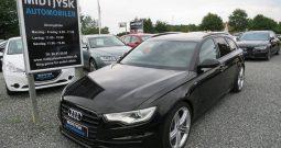 Audi A6 2012 3.0 TDi Avant QUATTRO erhvervsleasing