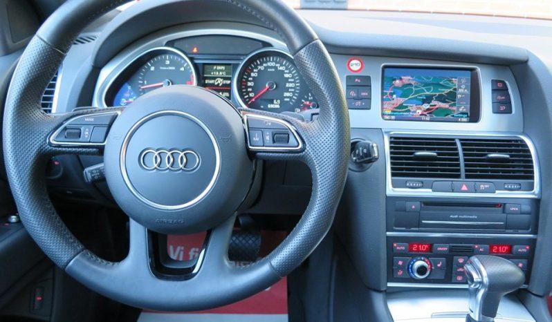 Audi Q7 2012 3.0 TDi S-line Quattro erhvervsleasing full