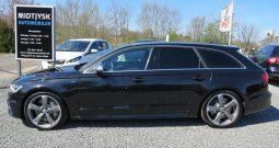 Audi S6 2012 4.0 TFSi Avant Quattro S-tr erhvervsleasing