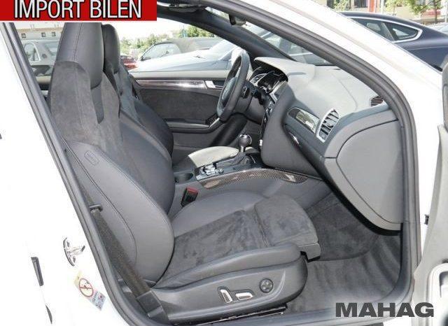 Audi RS4 2012 4.2 FSI QUATTRO flexleasing full