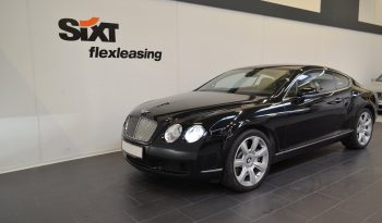 Bentley Continental 2007 GT 6.0 aut flexleasing full