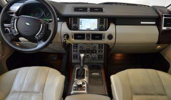 Land Rover Range Rover Sport 2008 3.6 TDV8 Vogue aut flexleasing full