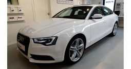 Audi A5 2013 2.0 TFSi SB privatleasing