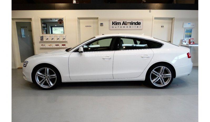 Audi A5 2013 2.0 TFSi SB privatleasing full