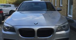 BMW – 740 2012 D 3.0 M Sportspakke privatleasing