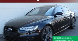 Audi A6 2012 TDi 313 quattro Tiptr. erhvervsleasing