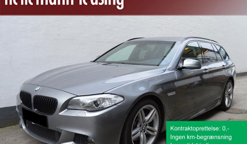 BMW – 530 2012 3.0 Touring aut erhvervsleasing