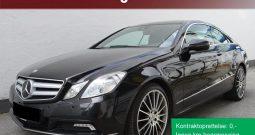 Mercedes Benz – E 500 2010 5.5 Coupe aut. erhvervsleasing
