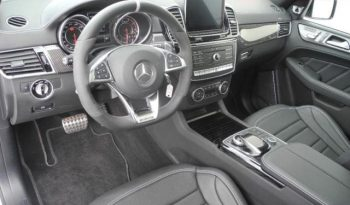 Mercedes Benz GLE 63 2016 s AMG aut. 4-M erhvervsleasing full