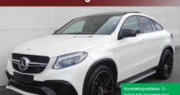 Mercedes Benz GLE 63 2016 s AMG aut. 4-M erhvervsleasing