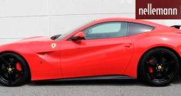 Ferrari F12 2013 6.3 berlinetta erhvervsleasing