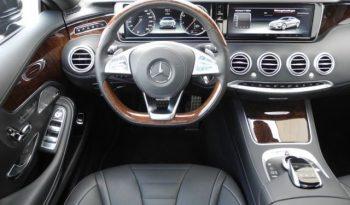 Mercedes Benz – S 500 2014 4.7 Coupe aut. 4-M erhvervsleasing full