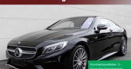 Mercedes Benz – S 500 2014 4.7 Coupe aut. 4-M erhvervsleasing