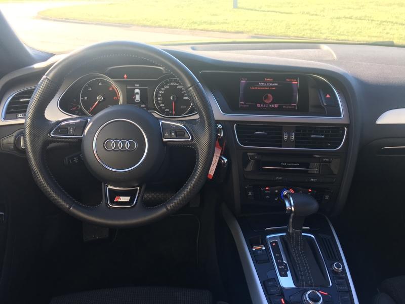 Audi A4 2013 2.0 TDI Avant S-LINE privatleasing - Leasingoffer