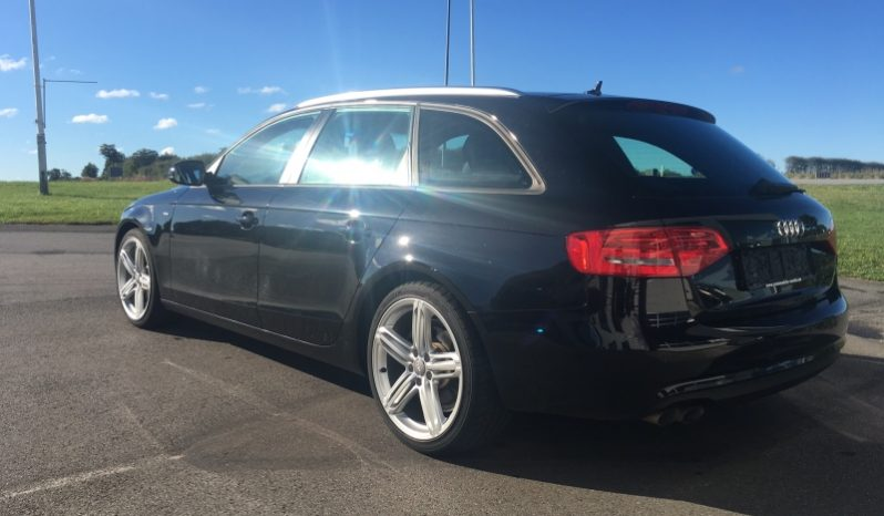 Audi A4 2013 2.0 TDI Avant S-LINE privatleasing full