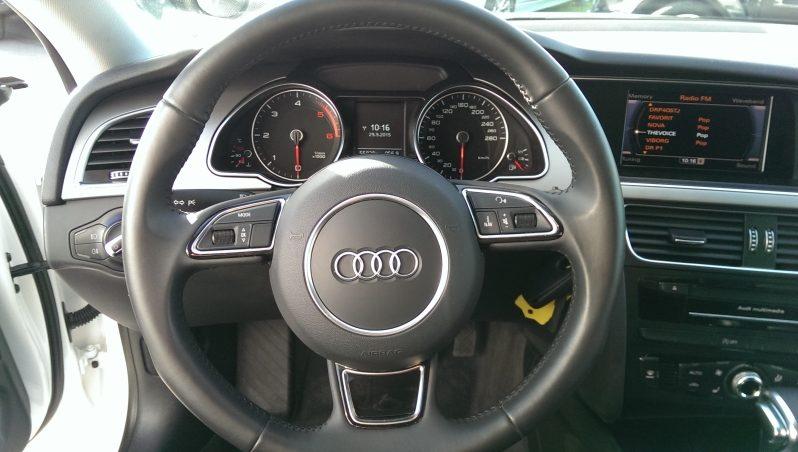 Audi A5 2012 3.0 TDI QUATTRO flexleasing full