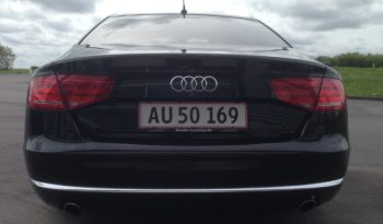 Audi A8 2011 4.2 FSI QUATTRO flexleasing full