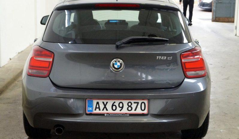 BMW 118D AUT – Flexleasing full