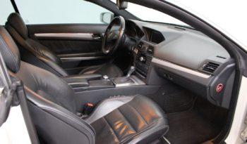 MERCEDES E500 AVANTGARDE COUPÉ AUT – Flexleasing full