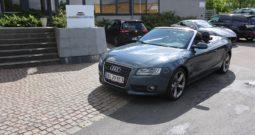 Audi A5 3,0 Cabriolet