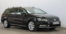 VW PASSAT TDI 177 HIGHL. VARI. DSG BMT – Flexleasing