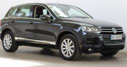 VW TOUAREG V8 TDI AUT. BMT – Flexleasing