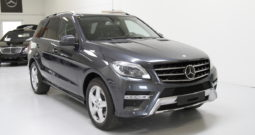 MERCEDES-BENZ ML350 BLUETEC  – Flexleasing