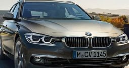 BMW 320d Touring – Privatleasing