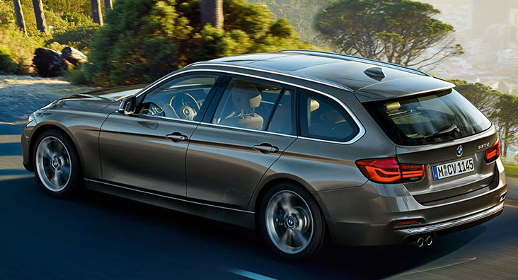 BMW 320i Touring - Privatleasing - Leasingoffer