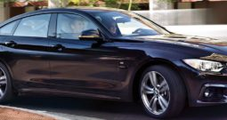 BMW 420d Gran Coupe – Privatleasing