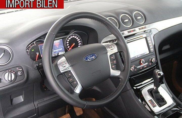 Ford Galaxy 2.0 TDCi – Flexleasing full