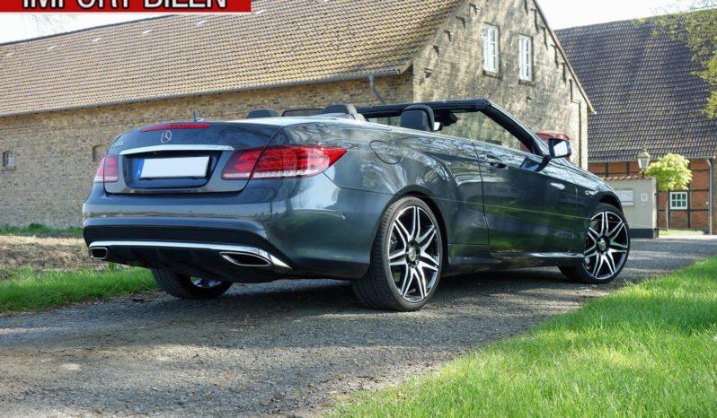 Mercedes Benz E 500 – Flexleasing full