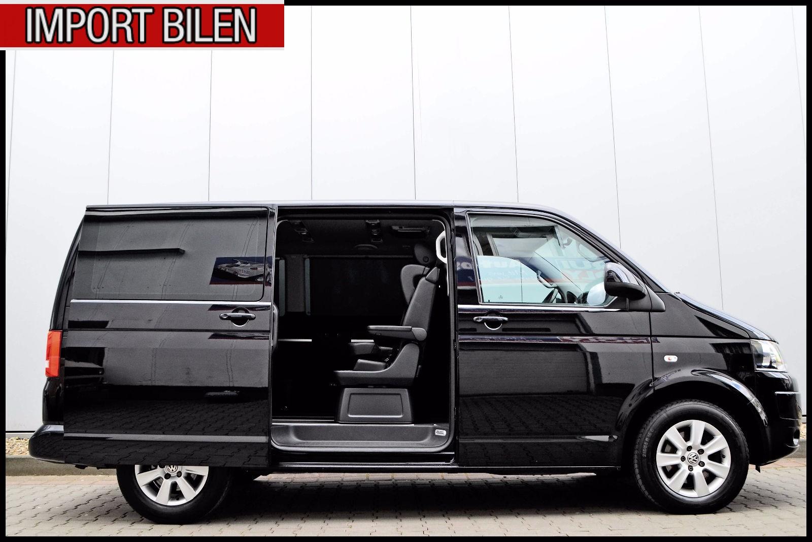 brugt volkswagen t5 multivan 2013 leasingoffer. Black Bedroom Furniture Sets. Home Design Ideas