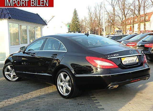Brugt Mercedes Benz – CLS 350 2012 full