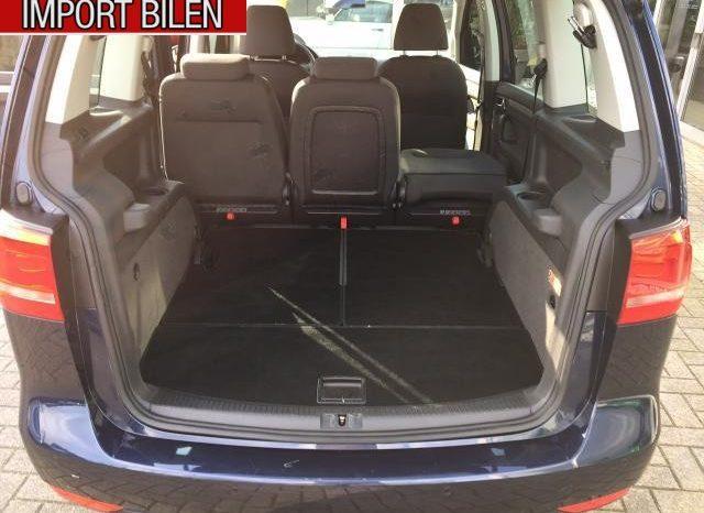 Volkswagen Touran 1.6 TDI DPF Trendline DSG – Flexleasing full