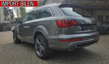 Audi Q7 3.0TDI – Flexleasing full