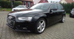 Audi A4 Avant 2.0 TFSI quattro – Flexleasing