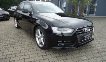 Audi A4 Avant 2.0 TFSI quattro – Flexleasing full