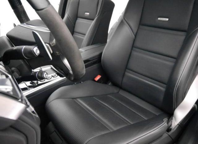 Mercedes Benz – E 63 AMG full