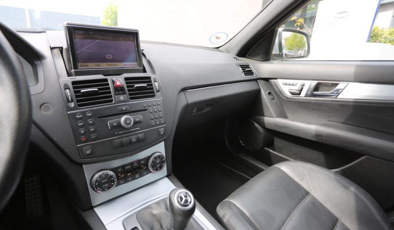 Mercedes C63 AMG VAN full